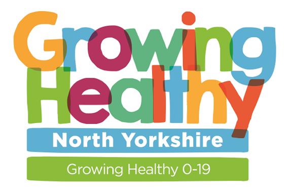 Growing Healthy North Yorkshire logo