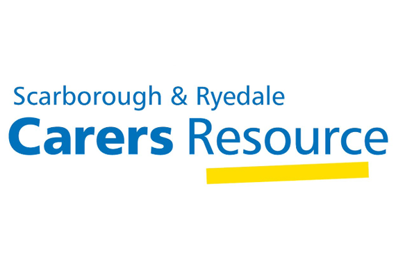Scarborough and Ryedale carers resource logo
