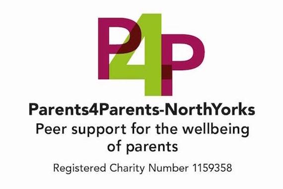 Parents 4 Parents North Yorkshire logo