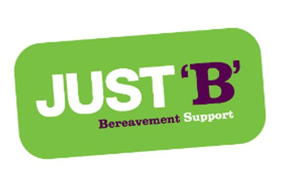 Just B logo