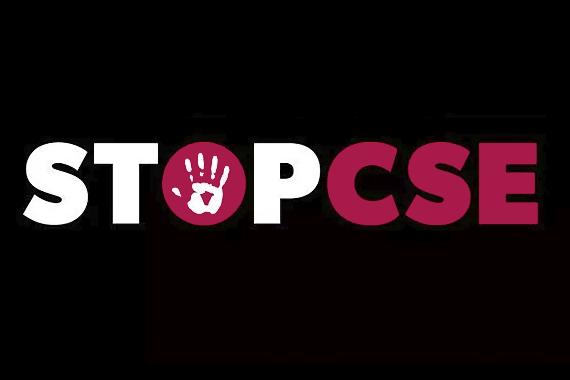 Stop CSE logo